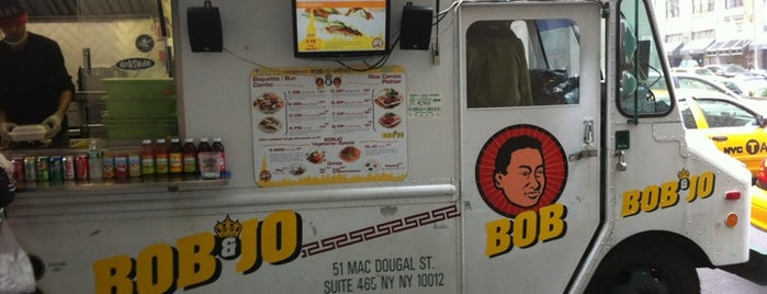Bob & Jo Korean Fusion Truck is one of All The Trucks.
