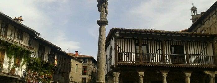 La Alberca is one of Guía de Salamanca.