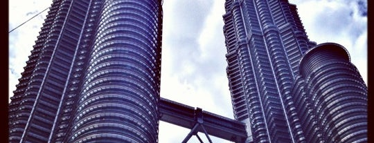 PETRONAS Twin Towers is one of Historic Tallest Buildings in the World.
