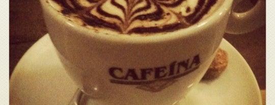 Cafeína is one of Rio de Janeiro.