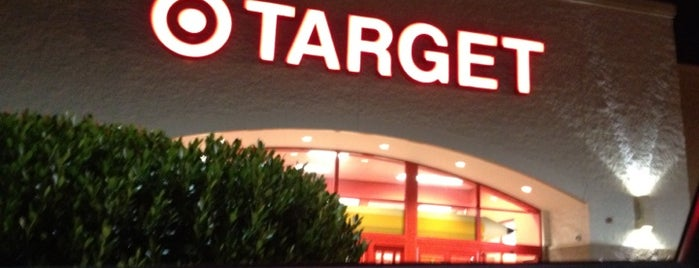 Target is one of Been Here.