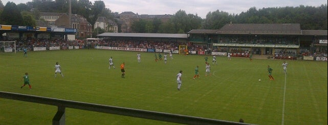 Stade Yvan Georges | Royal Excelsior Virton is one of Jupiler Pro League and Belgacom League - 2013-2014.