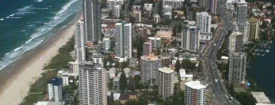SkyPoint Observation Deck is one of Gold Coast.