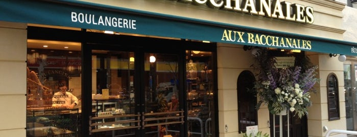 AUX BACCHANALES is one of Nakameguro.