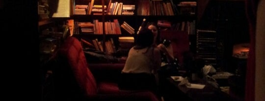 The Library Bar is one of Auckland To-Do List.