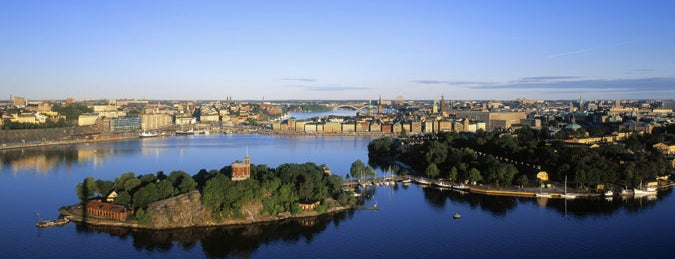Stockholm is one of Capital Cities of the World.