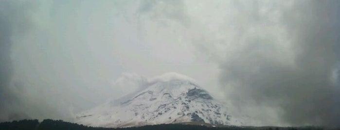 Popocatépetl is one of Puebla #4sqCities.