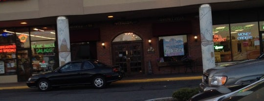 Medford Pastaria is one of Places I have been to.