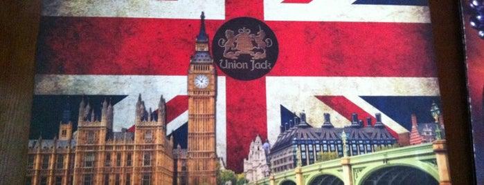 Union Jack is one of Khmel'nyts'kyi's wifi.