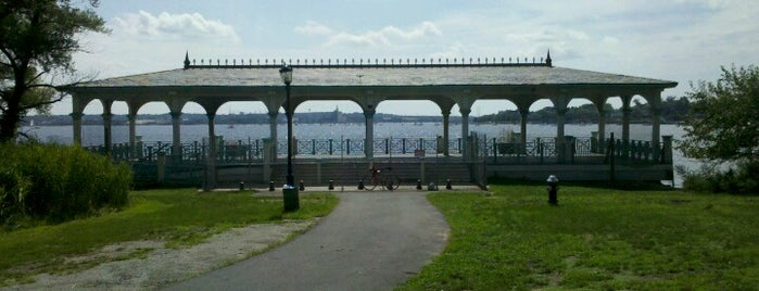 Conference House Park is one of The Most Romantic Locations in NYC Parks.