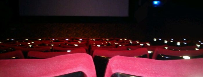 Shaw Theatres is one of Movie Theaters  (Worldwide).