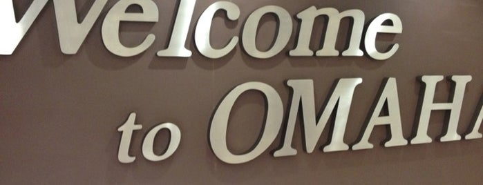 Omaha Eppley Airfield is one of Airports been to.
