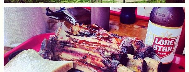 Iron Works BBQ is one of Austin/SXSW 2012.
