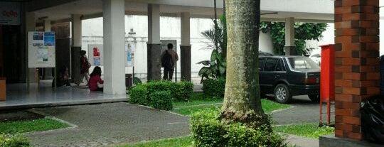 Universitas Gunadarma is one of i've been visited.