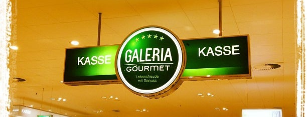 Galeria Gourmet is one of Currywurst.
