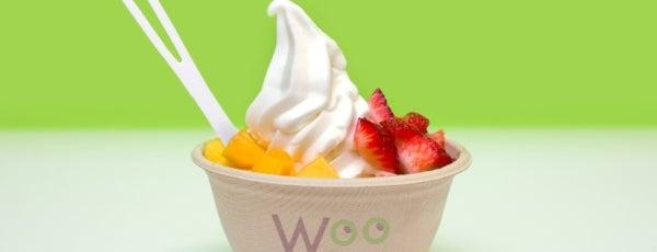 Wooberry Frozen Yogurt is one of WOOCard Venues.