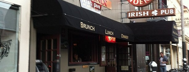 Phoenix Bar is one of The 15 Best Places for An Irish Food in San Francisco.