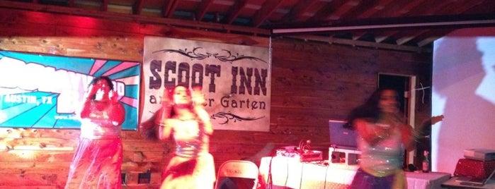 Scoot Inn is one of SXSW.