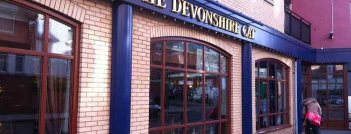 Devonshire Cat is one of Favourite Boozers.