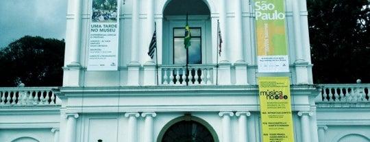 Museu da Casa Brasileira is one of em Sampa.