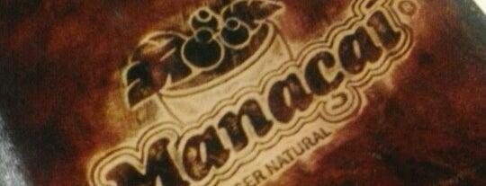 Manaçaí is one of Restaurantes e Lanchonetes (Food) em João Pessoa.