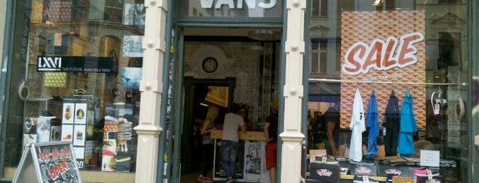 Vans is one of DE, Berlin - Mitte.