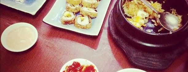 Gim Bab Hàn Quốc is one of ăn uống Hn.
