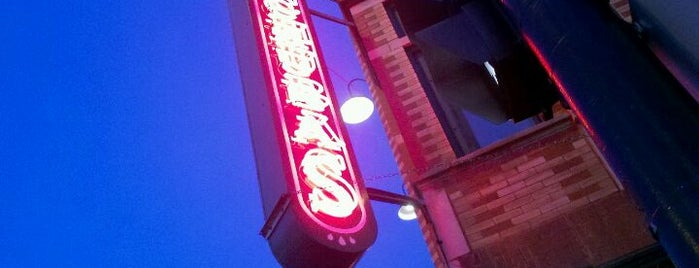 Schubas Tavern is one of 2013 Chicago Craft Beer Week venues.