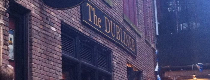 The Dubliner is one of NYC Trivia Nights.