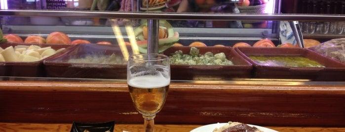 Cervecería El Cantó is one of Restaurantes!!.