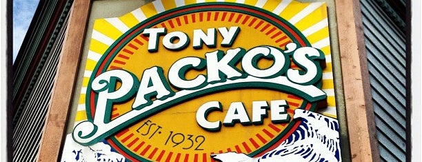 Tony Packo's Cafe is one of Great Local Spots.