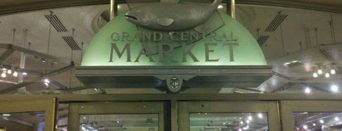 Grand Central Market is one of ★ [ New York ] ★.