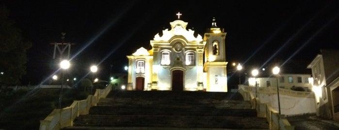 Igreja Nossa Senhora das Mercês is one of Guia turístico São João Del Rei.