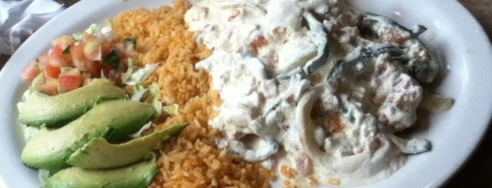 Mi Pueblo is one of Favorite Food.
