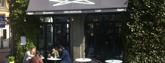 Café Drudenfuss is one of Things to do in Aarhus.