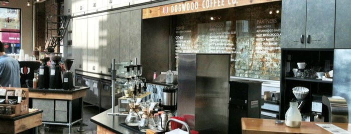 Dogwood Coffee Bar is one of World Coffee Places.