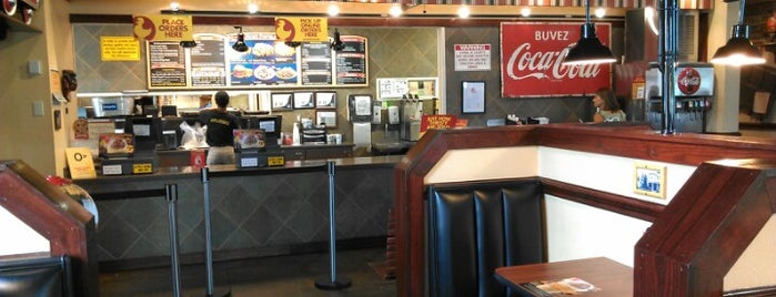 Zaxby's Chicken Fingers & Buffalo Wings is one of A local's guide: 48 hours in Fleming Island, Fl.