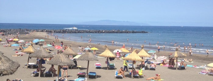 Playa Troya is one of Islas Canarias: Tenerife.