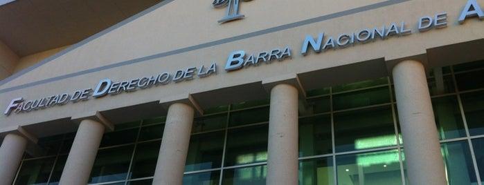 Facultad de Derecho de la Barra Nacional de Abogados is one of DF Todas.
