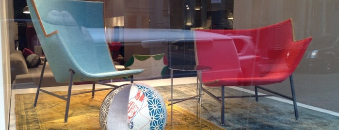 Moroso is one of New York.