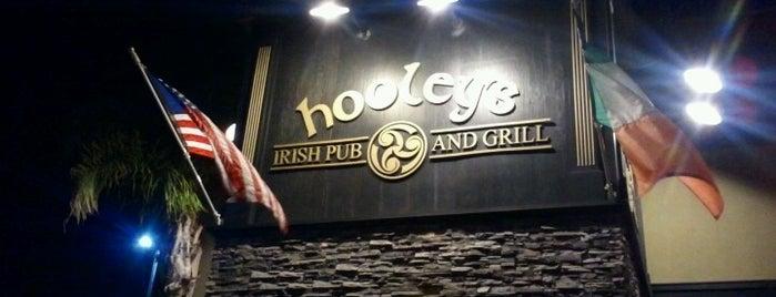 Hooley's Irish Pub is one of Favorite Bars!.