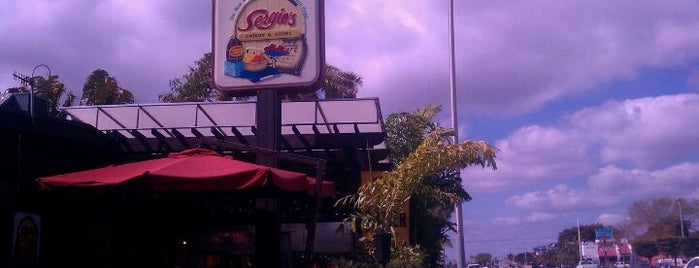 Sergio's Bird Road is one of Lukas' South FL Food List!.