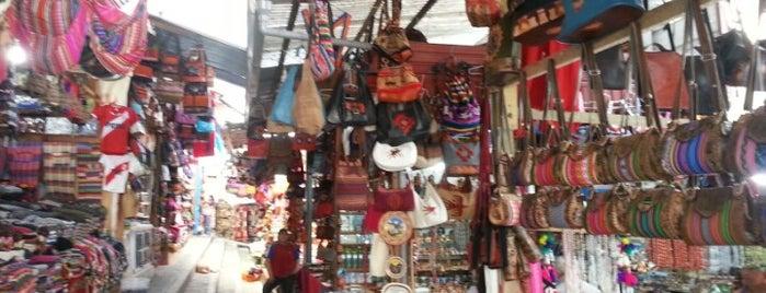 Mercado de Machu Picchu is one of Perú.