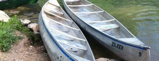 Zilker Park Kayak Rentals is one of Outdoor Activities.