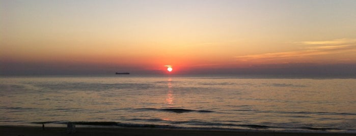 Sunrise On The Beach is one of Outter Banks, NC.