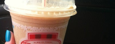 Tim Hortons is one of sinister summer.