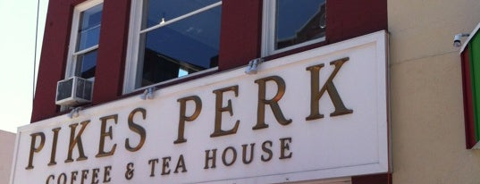 The Perk Downtown is one of Favorite Places.
