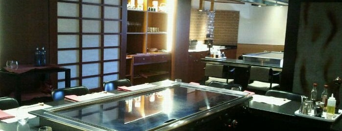 BI-EN Tapes Restaurant is one of Restaurantes Japoneses Barcelona.