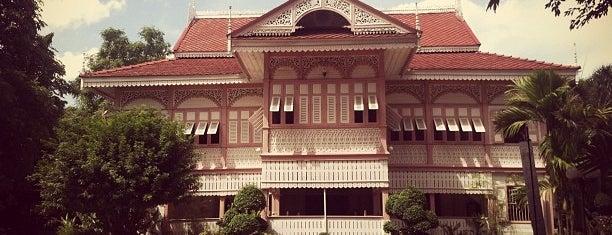 บ้านวงศ์บุรี เมืองแพร่ is one of ลำพูน, ลำปาง, แพร่, น่าน, อุตรดิตถ์.