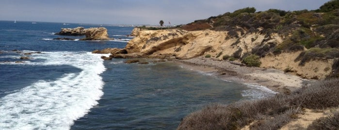Crystal Cove Beach is one of Beach Bouncing in So Cal.